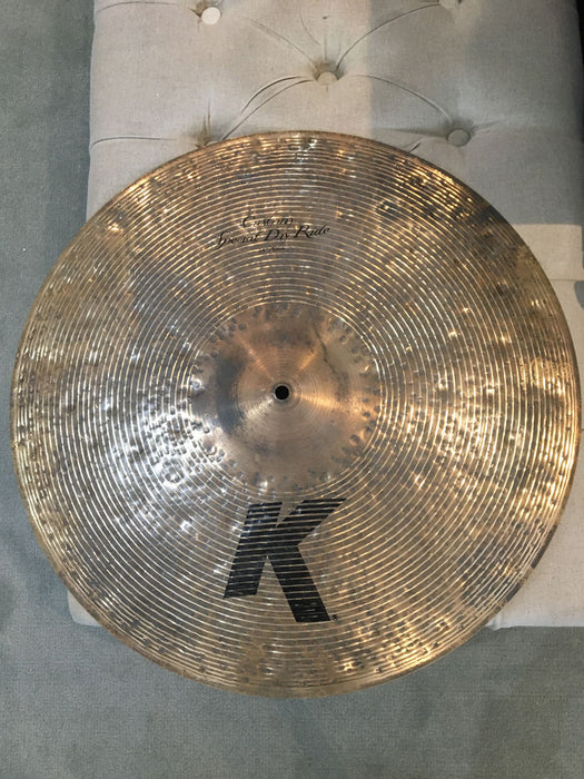 "Zildjian K Custom Special Dry Ride 21"" (Pre-Owned)"
