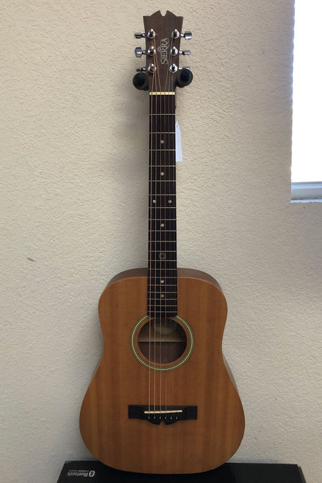 Sierra ST10 Acoustic Travel Guitar (Pre-Owned)