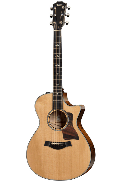Taylor 612ce Grand Concert Acoustic-Electric Guitar with ES2 - Bananas at Large - 1