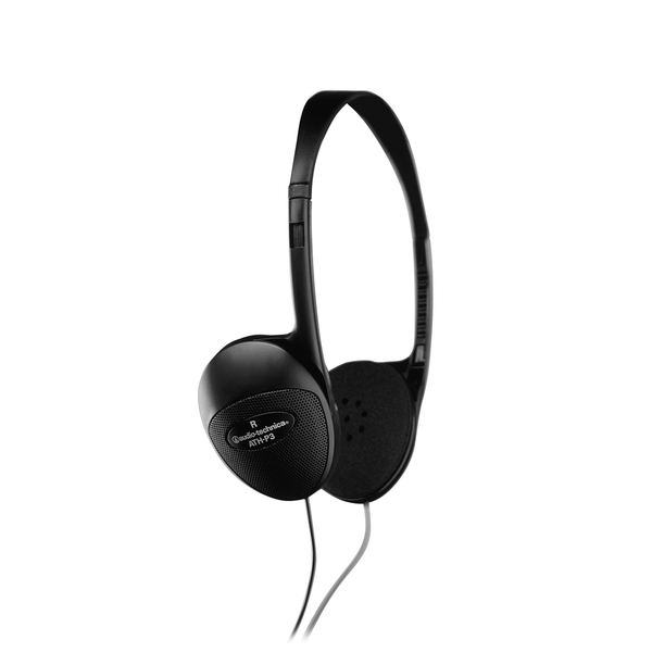 Audio Technica ATH-P3 Lightweight Open-back Dynamic Stereo Headphones - Bananas at Large