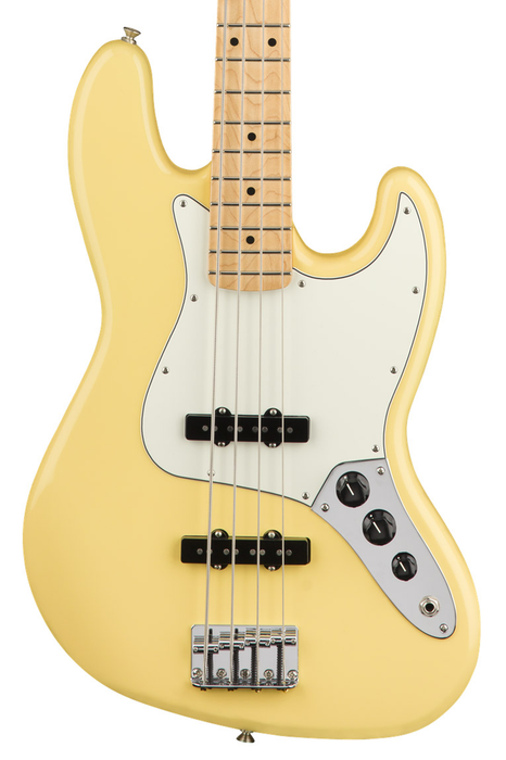 Fender Player Jazz Bass with Maple Fretboard - Buttercream