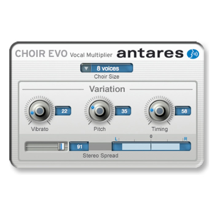 Antares 143586 Choir Evo Vocal Multiplier Plug-In [Download] - Bananas At Large®