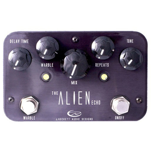 J Rockett Alien Echo Delay Pedal - Bananas At Large®