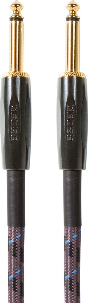 Boss BIC-10 10ft Instrument Cable with Straight to Straight 1/4 in. Connectors - Bananas at Large