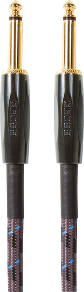 Boss BIC-15 15ft Instrument Cable with Straight to Straight 1/4 in. Connector - Bananas at Large