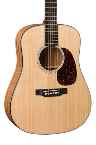 Martin D Jr Dreadnought Junior Acoustic Guitar - Natural