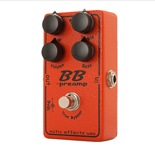 Xotic BB Preamp Pedal - Bananas at Large