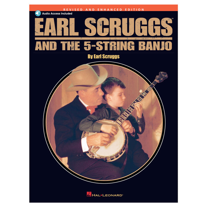 Earl Scruggs and the 5-String Banjo with CD - Revised and Enhanced Edition