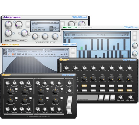TEK-IT AUDIO Tekit FX Bundle [Download] - Bananas at Large