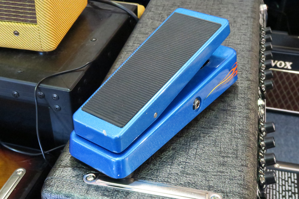 Real McCoy Joe Walsh Signature Model Wah Pedal (Pre-Owned) - Bananas at Large - 3