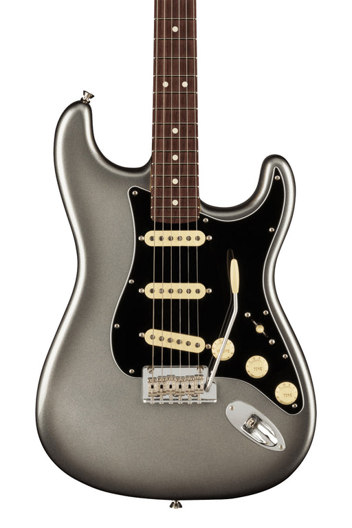 Fender American Professional II Stratocaster, Rosewood Fingerboard - Mercury
