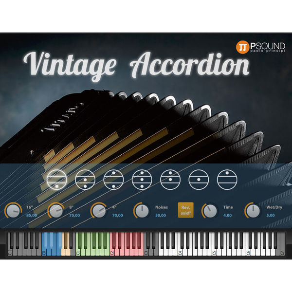 PSound Vintage Accordion [Download] - Bananas at Large
