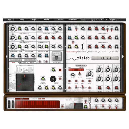 XILS Labs 4 Ultimate Analog Matrix Modular Synth [Download] - Bananas at Large