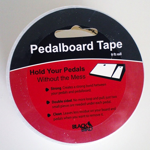 Blackbird Pedalboards PBT 9ft Roll of Pedalboard Tape - Bananas At Large®