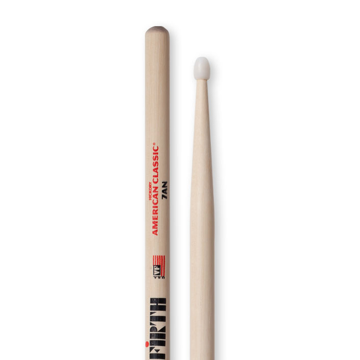 Vic Firth VF7AN 7A American Classic Nylon - Bananas at Large