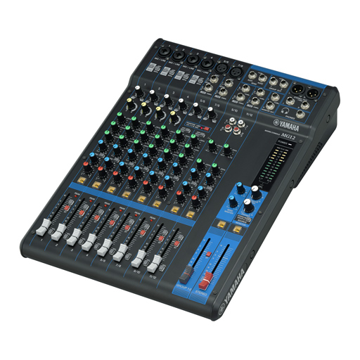 Yamaha MG12 112-Channel Mixing Console - Bananas at Large