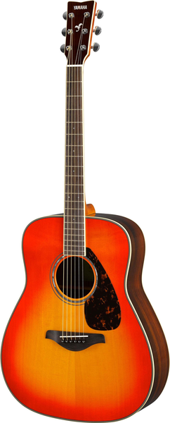 Yamaha FG830 Acoustic Guitar - Autumn Burst - Bananas at Large