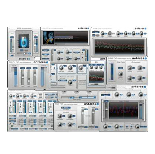 Antares 128345 AVOX 4 Vocal Processing Toolkit [Download] - Bananas At Large®