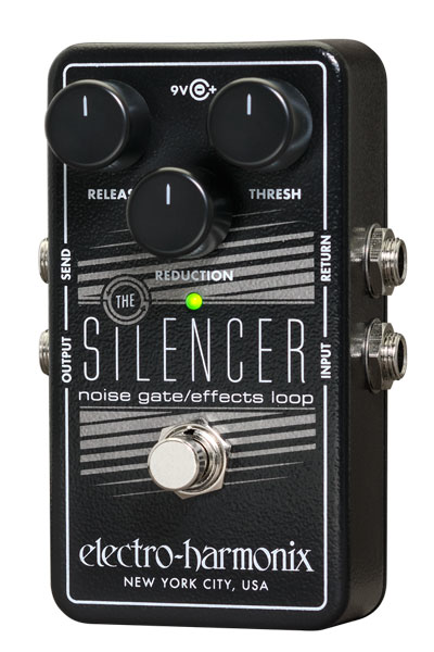Electro-Harmonix Silencer Noise Gate/Effects Loop - Bananas at Large