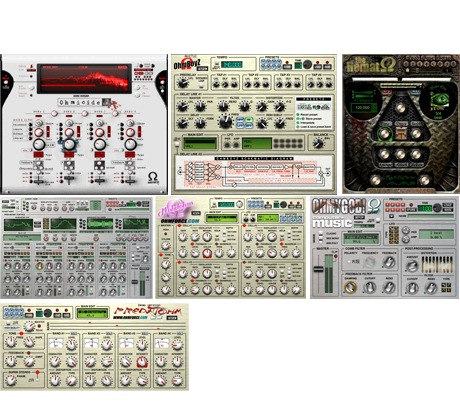 OHM Force All Effects Bundle [Download] - Bananas at Large