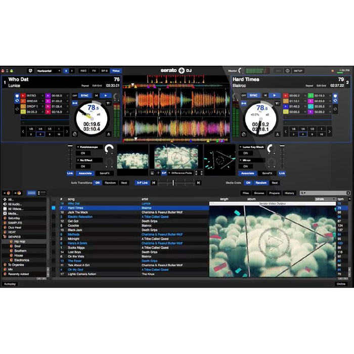 Serato Video Expansion Pack [Download]