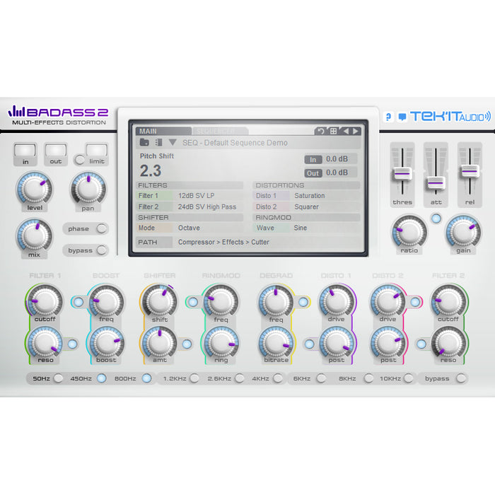 TEK-IT AUDIO Tekit Badass 2 [Download]