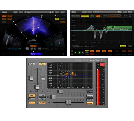 NUGEN Audio Stereo Pack Bundle [Download] - Bananas at Large