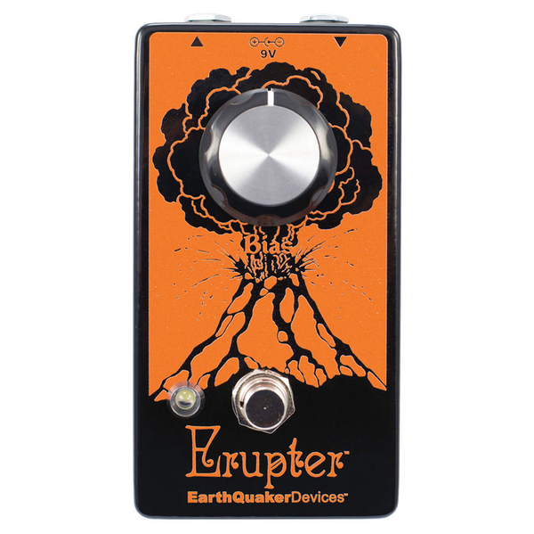 Earthquaker Devices Erupter Perfect Fuzz Pedal