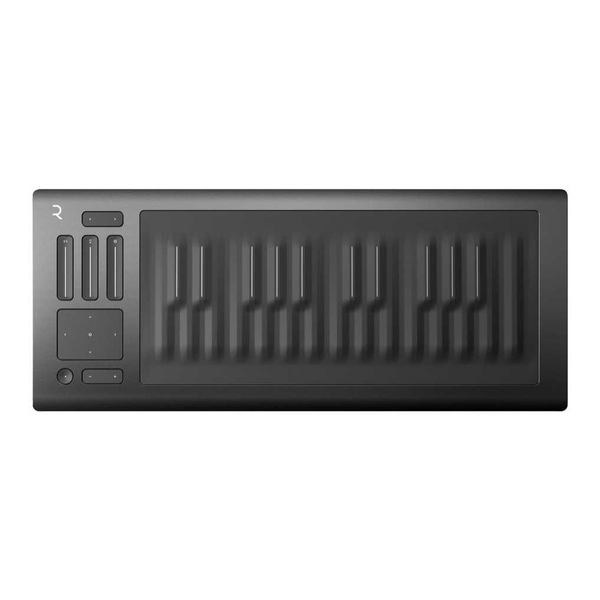 ROLI Seaboard RISE 25 USB Midi Keyboard Controller - Bananas at Large