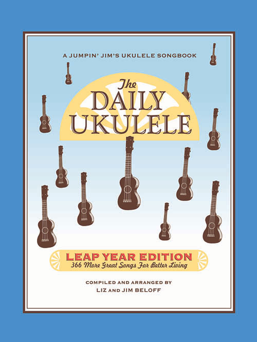 Hal Leonard The Daily Ukulele – Leap Year Edition