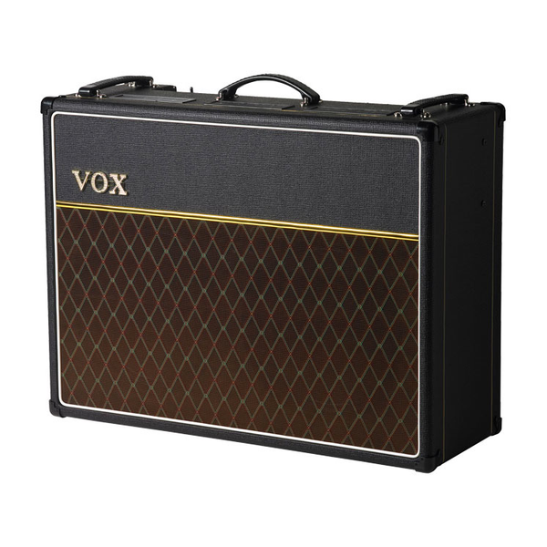 Vox AC30C2X 30 Watt 2x12 Guitar Combo Amp with Celestion Alnico Speakers - Bananas at Large - 1