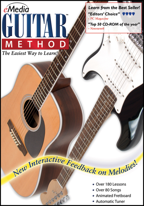 eMedia Guitar Method - Mac [Download] - Bananas at Large - 1