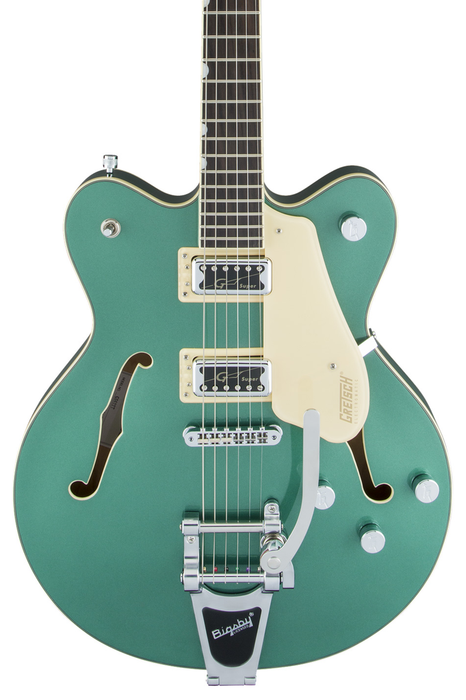 Gretsch G5622T Electromatic Center Block Double-Cut with Bigsby - Georgia Green