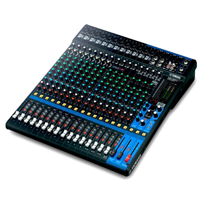 Yamaha MG20XU 20-Channel USB Mixer with Effects