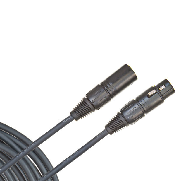 Planet Waves PW-CMIC-25 Classic Series XLR 25 ft. Microphone Cable - Bananas at Large