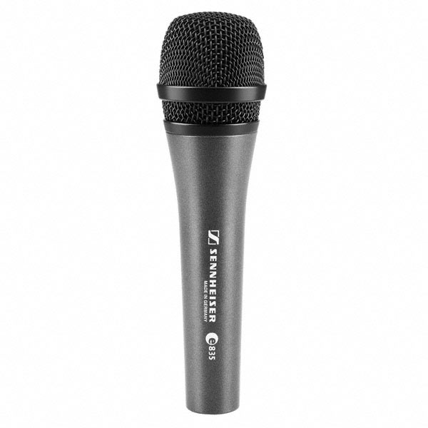 Sennheiser e835 Dynamic Cardioid Microphone - Bananas at Large