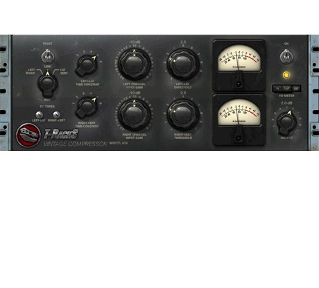 IK Multimedia T-RACKS VIN TUBE COMP 670 [Download] - Bananas At Large®