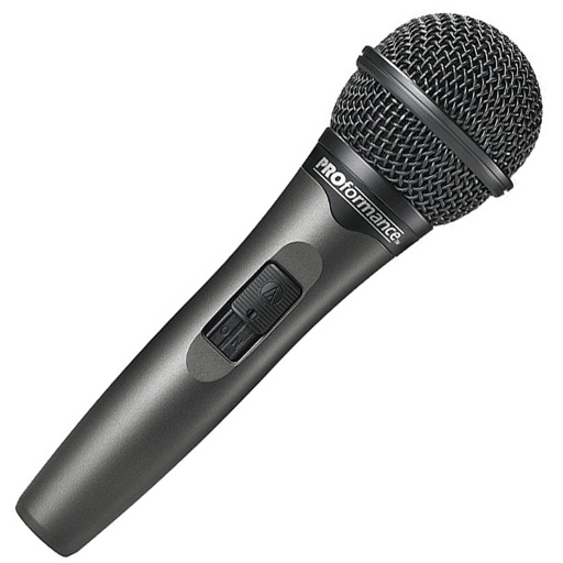 Audio-Technica P715 Cardioid Dynamic Neodymium Microphone - Bananas At Large®