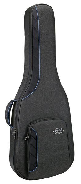 Reunion Blues RBCSH Continental Voyager Semi/Hollow Body Electric Guitar Case - Bananas at Large - 1