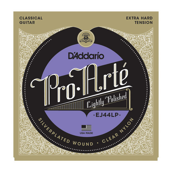 D'addario EJ44LP Pro-Arte Composites Extra Hard Tension Classical Guitar Strings - Bananas At Large®