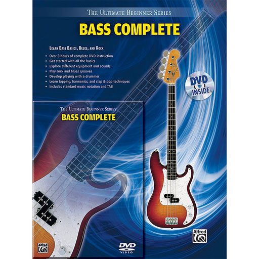 Alfred Ultimate Beginner Series, Bass Complete - Bananas At Large®