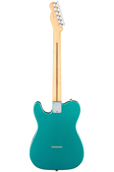 Fender American Pro Telecaster, Maple Fingerboard - Mystic Seafoam - Bananas at Large - 3