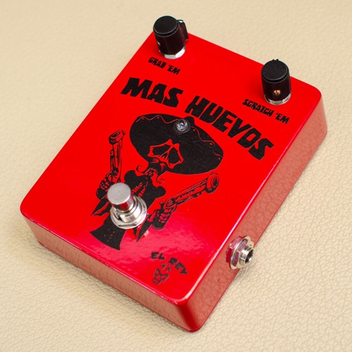El Rey Mas Huevos Boost Pedal - Bananas At Large®