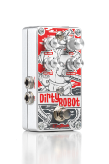 Digitech Dirty Robot Stereo Mini-Synth Pedal - Bananas At Large®