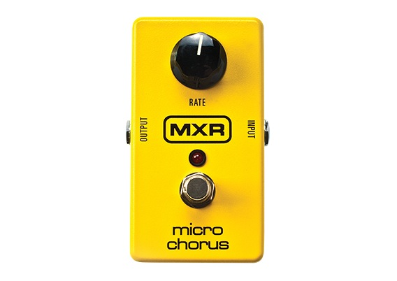 MXR Micro Chorus M148 - Bananas at Large