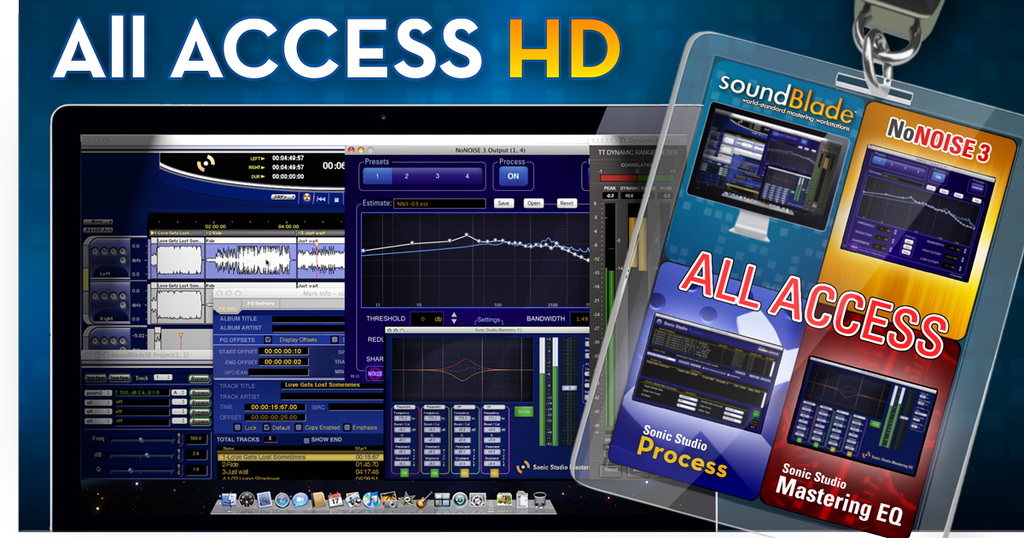 Sonic Studio soundBlade All Access HD [Download] - Bananas at Large - 2