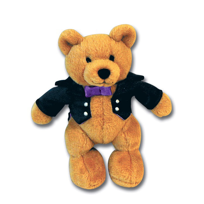 Alfred Music for Little Mozarts: Plush Toy - Beethoven Bear