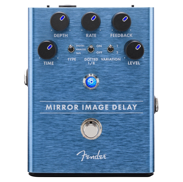 Fender Mirror Image Delay Pedal