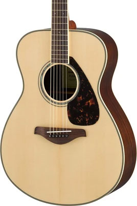 Yamaha FS830 Small Body Acoustic Guitar - Natural