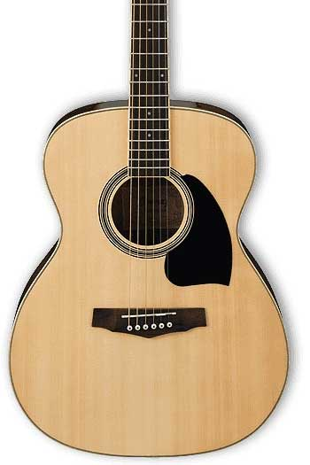 Ibanez PC15NT Performance Grand Concert Acoustic Guitar - Natural High Gloss